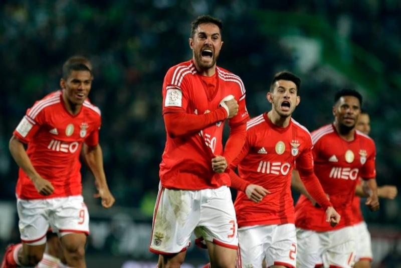 Benfica là đội bóng giàu thành tích ở Bồ Đào Nha