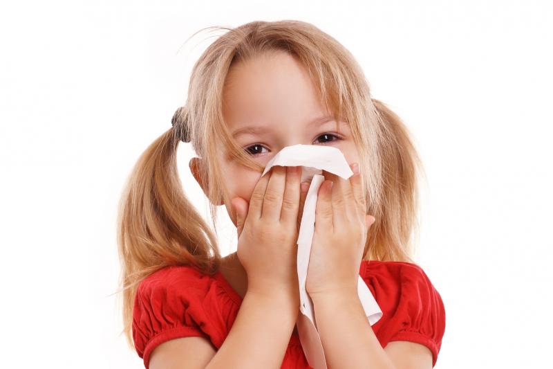 Bệnh sốt virus lây truyền từ người sang người qua đường hô hấp và tiêu hóa nên dễ tạo thành dịch.