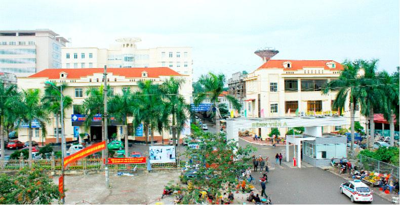 Bệnh viện A Thái Nguyên