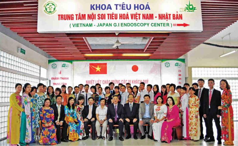 Khoa tiêu hóa - Bệnh viện Bạch Mai