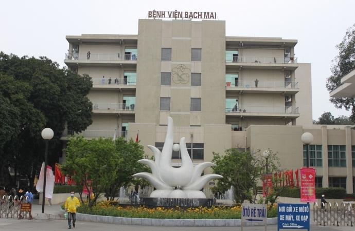 Một trong những Bệnh viện nổi tiếng nhất ở Hà Nội