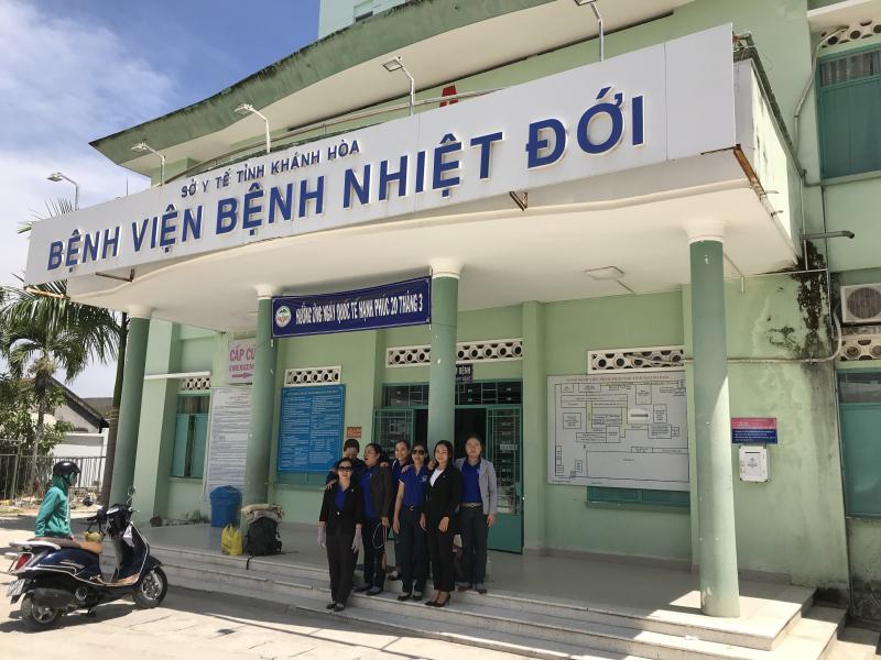 Bệnh Viện Bệnh Nhiệt Đới Khánh Hòa