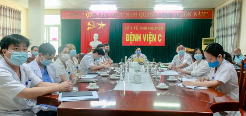 Bệnh viện C Thái Nguyên