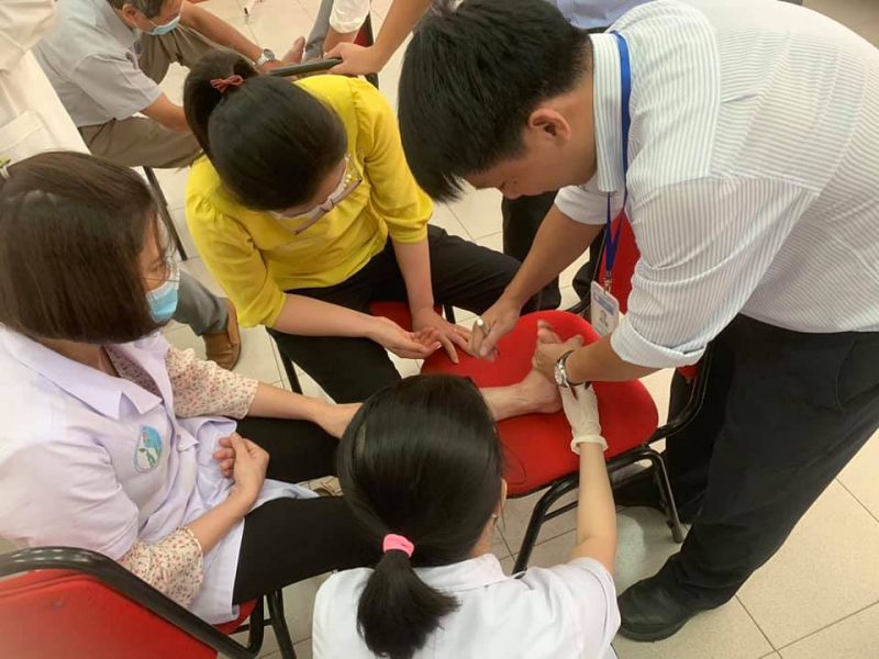 Bệnh viện Chỉnh hình & Phục hồi chức năng Đà Nẵng