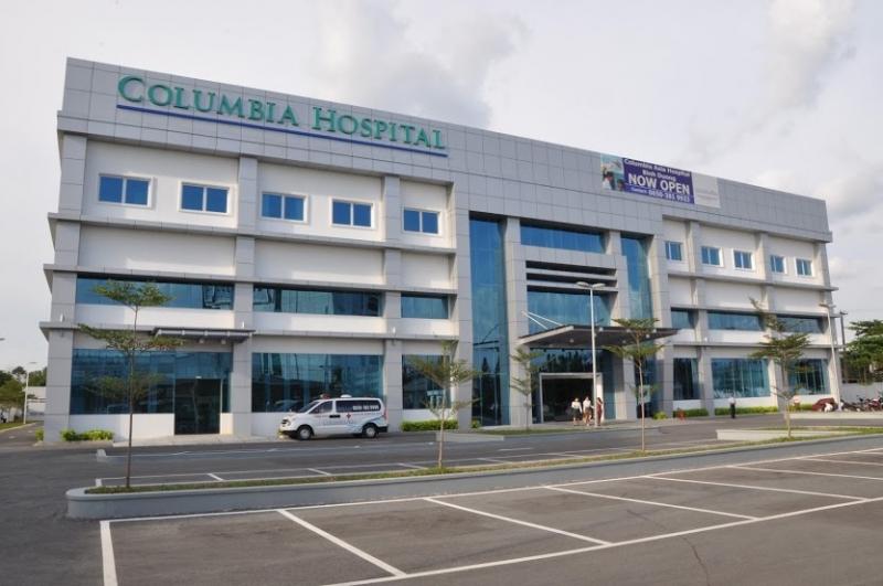 Bệnh viện Colombia Asia Bình Dương