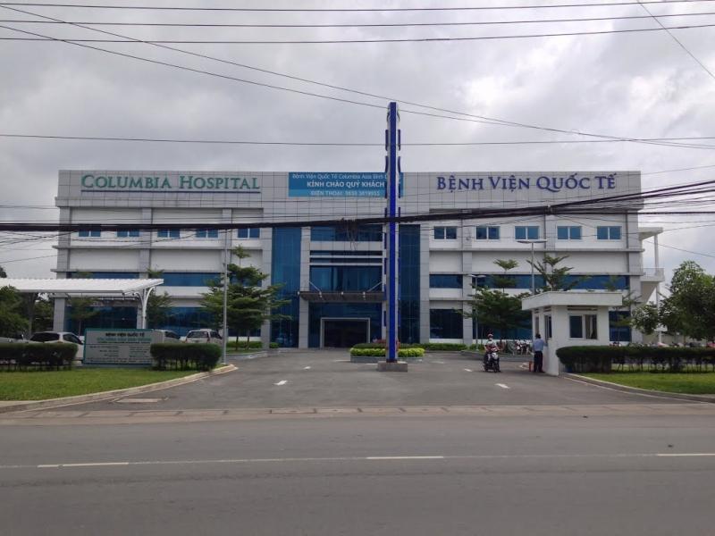 Bệnh viện Columbia Asia Bình Dương 100% vốn đầu tư nước ngoài