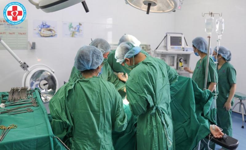 Bệnh viện Đa khoa An Phú