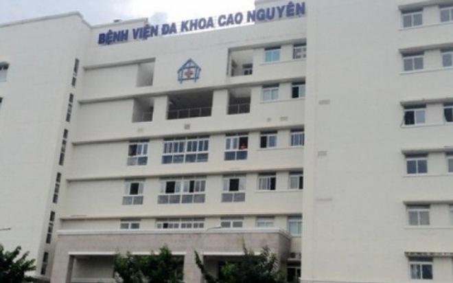 Bệnh Viện Đa Khoa Cao Nguyên