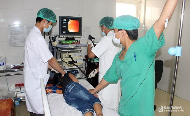 Bệnh viện Đa khoa Cửa Đông ứng dụng các kỹ thuật cao trong điều trị