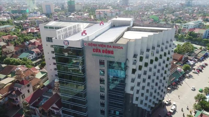 Bệnh Viện Đa Khoa Cửa Đông