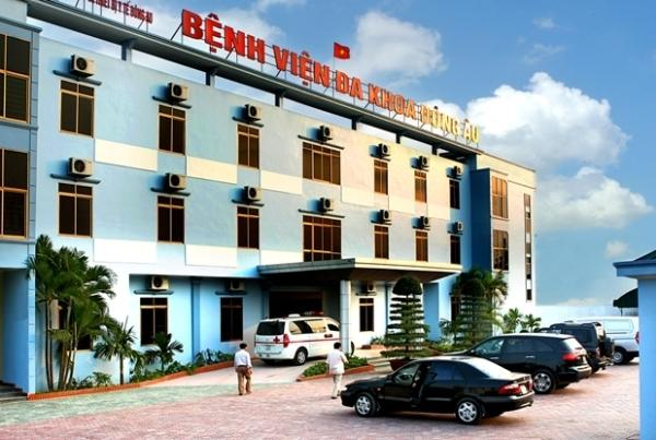 Bệnh viện đa khoa Đông Âu