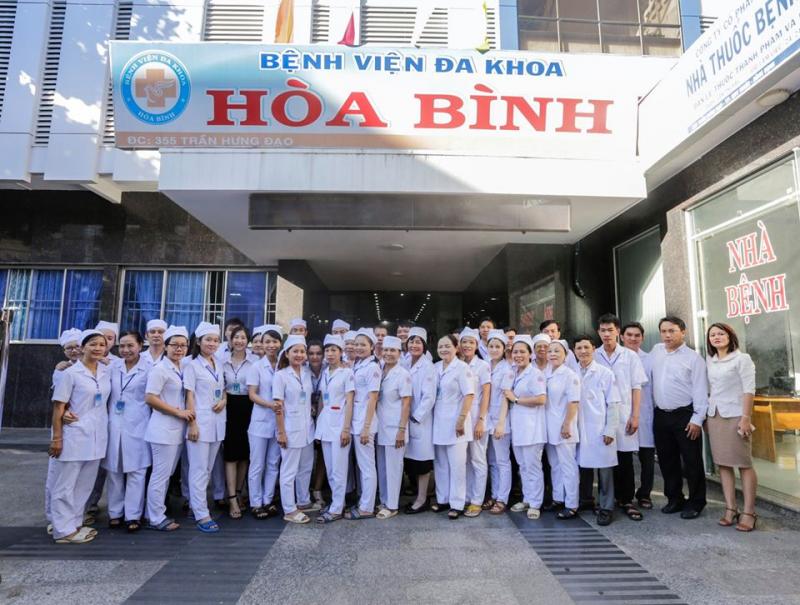 Bệnh viện Đa khoa Hoà Bình