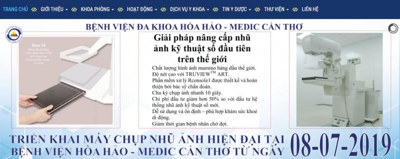 Bệnh viện đa khoa Hoàn Hảo - Medic Cần Thơ