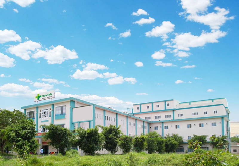 Bệnh viện đa khoa Hoàn Mỹ Vạn Phúc 2