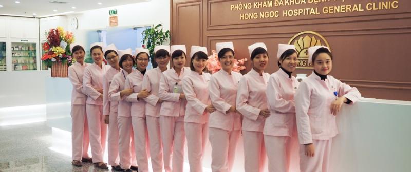Bệnh viện đa khoa Hồng Ngọc