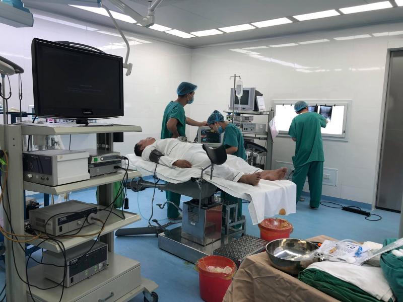 Bệnh Viện Đa Khoa Hồng Phúc