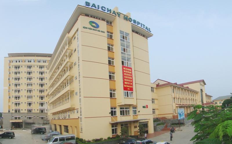 Bệnh viện Bãi Cháy