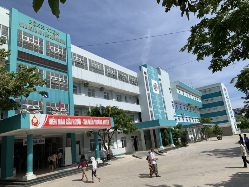 Bệnh Viện Đa Khoa Khu Vực Quảng Nam