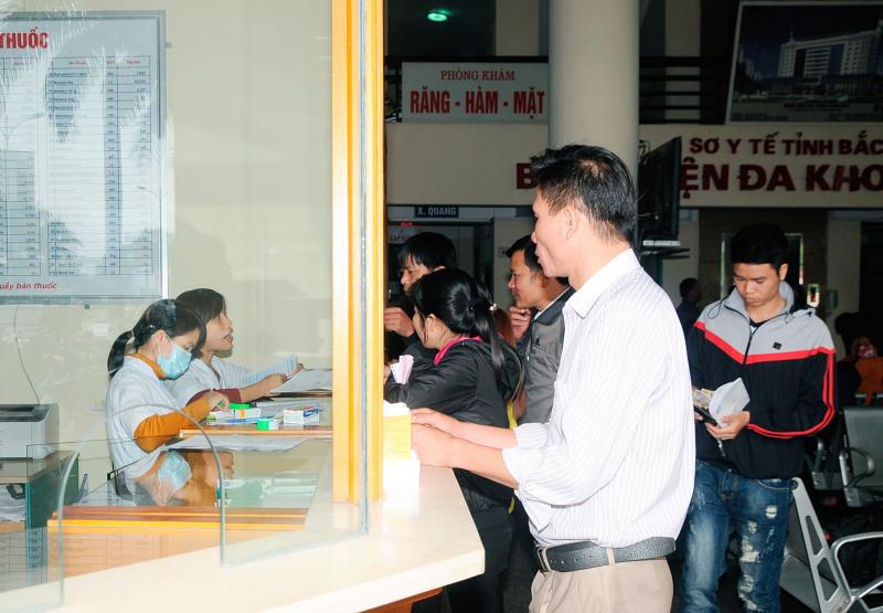 Bệnh Viện Đa Khoa Kinh Bắc