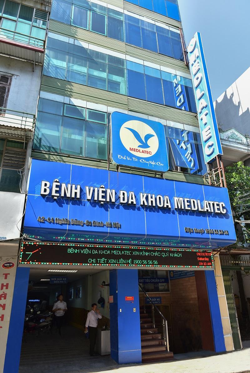 Bệnh viện Đa khoa MEDLATEC