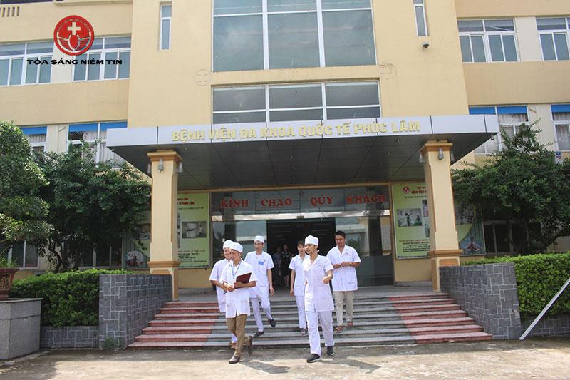 Bệnh viện đa khoa Phúc Lâm