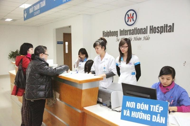 Bệnh Viện Đa Khoa Quốc tế Hải Phòng (HIH)