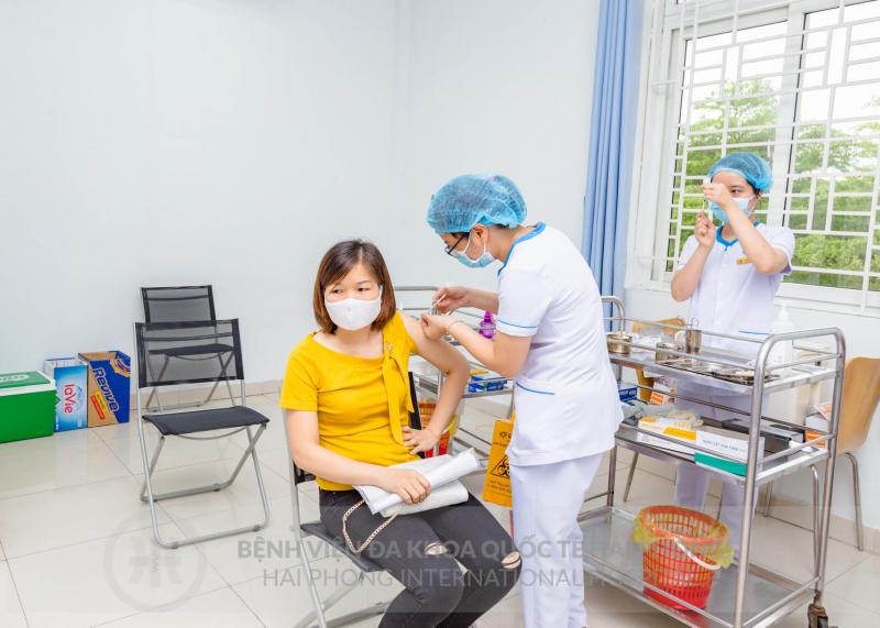 Bệnh viện đa khoa Quốc tế Hải Phòng