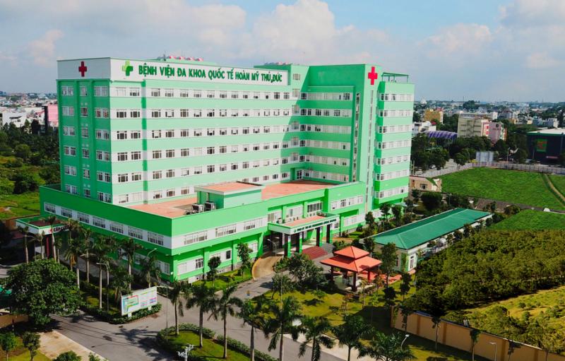 Bệnh viện Đa khoa Quốc tế Hoàn Mỹ Thủ Đức
