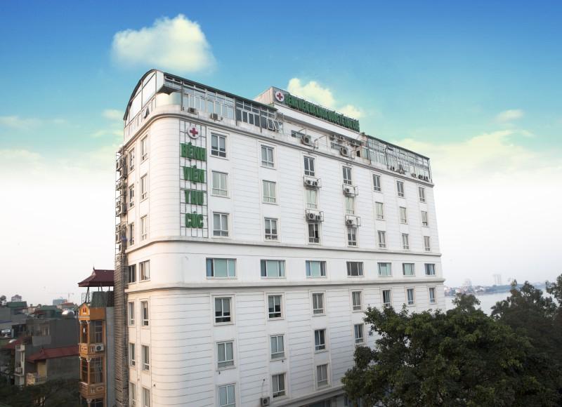 Bệnh viện ĐKQT Thu Cúc
