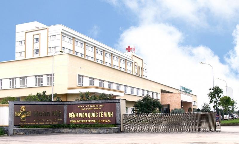 Bệnh viện đa khoa quốc tế Vinh