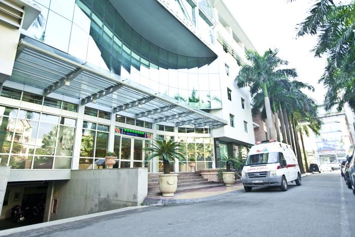 Bệnh viện quốc tế Vũ Anh