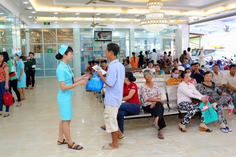 Bệnh viên đa khoa thành phố Vinh