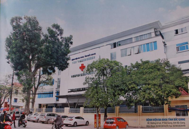 Bệnh viện đa khoa tỉnh Bắc Giang