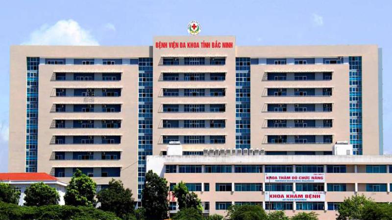 Bệnh viện đa khoa tỉnh Bắc Ninh - Khoa sản