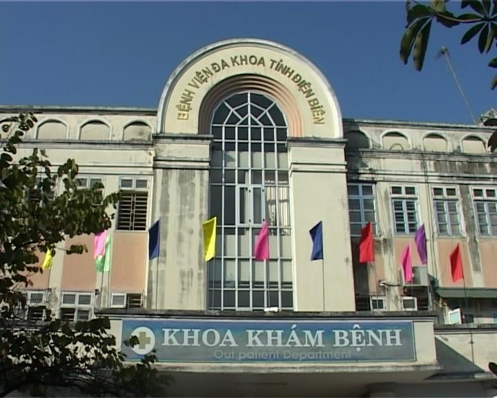 Bệnh viện đa khoa tỉnh Điện Biên