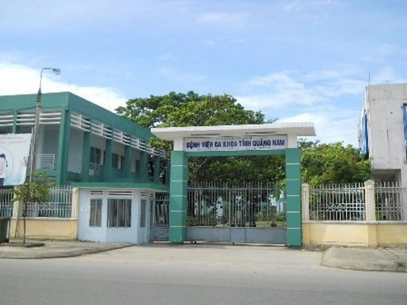 Bệnh viện đa khoa tỉnh Quảng Nam