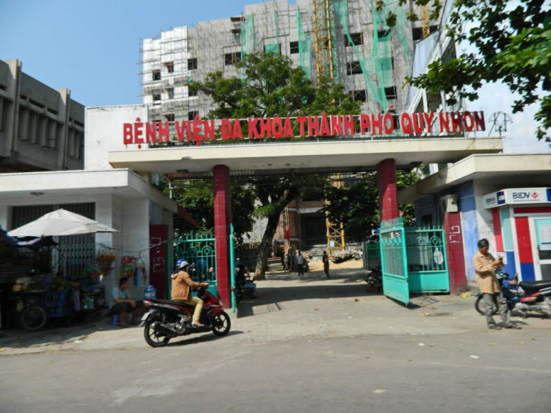 Bệnh viện đa khoa TP Quy Nhơn