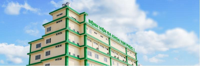 Bệnh viện đa khoa Vạn Phúc có 4 cơ sở để phục vụ thăm khám bệnh cho người dân Bình Dương và các tỉnh lân cận