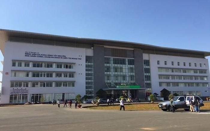 Bệnh viện Đa khoa Vùng Tây Nguyên