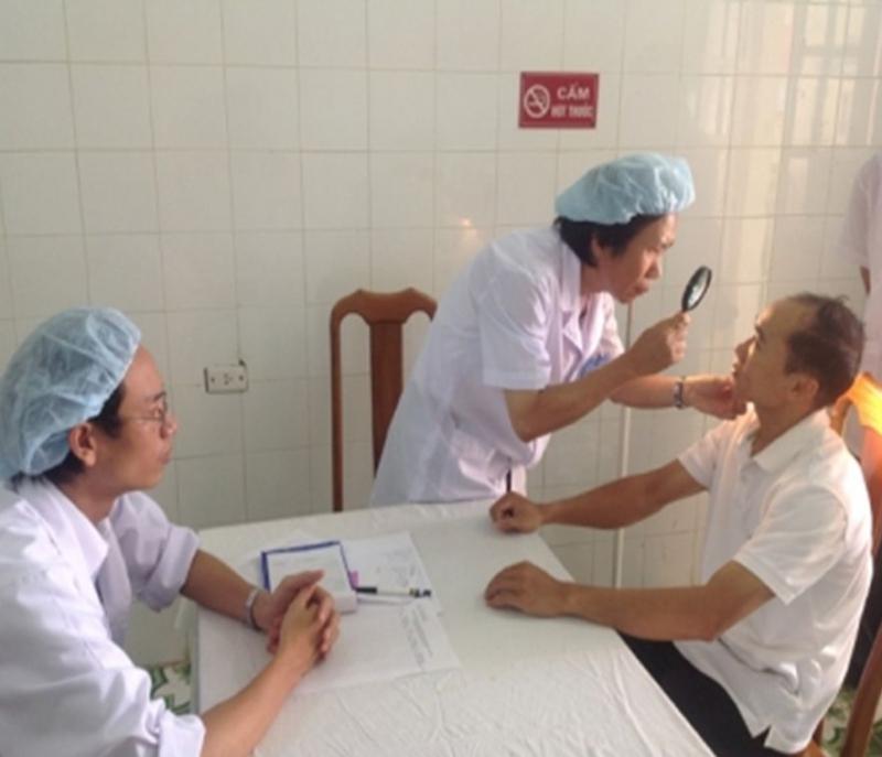 Bệnh viện Da liễu Hải Phòng