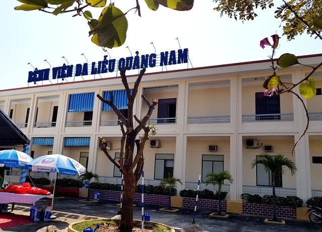 Bệnh viện Da liễu Quảng Nam