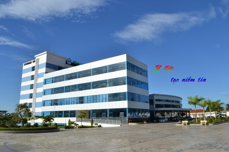 Bệnh viện Đại Học Y Dược - Hoàng Anh Gia Lai