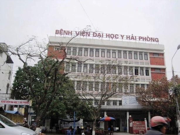 bệnh viện Đại học Y Hải Phòng
