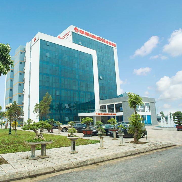 Bệnh Viện ĐKQT Hà Nội - Bắc Giang