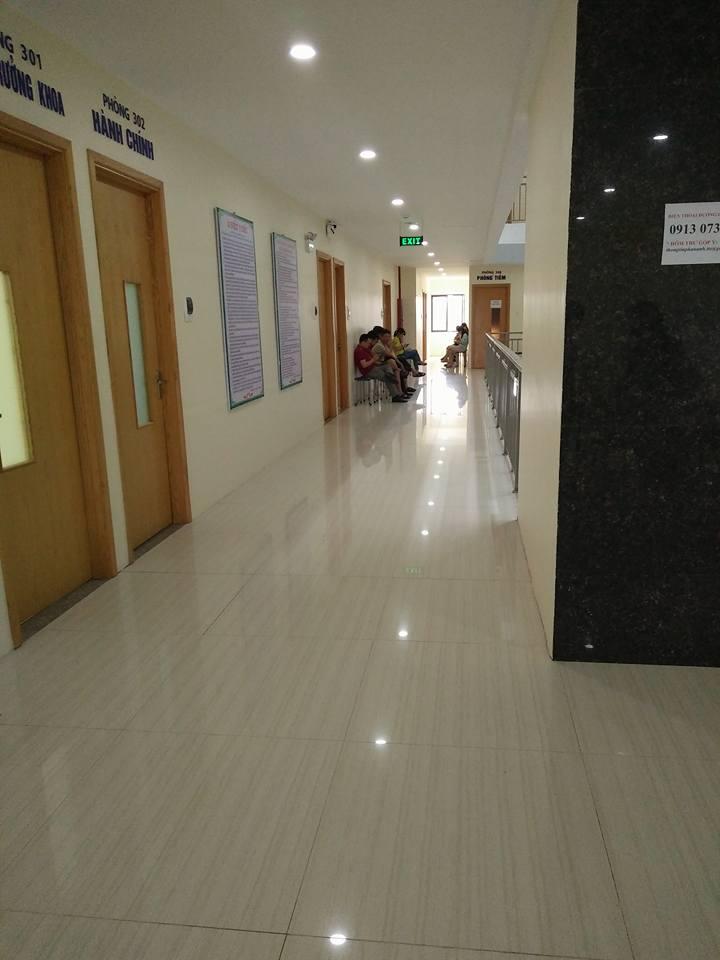 Bệnh Viện ĐKQT TP Hà Nội - Bắc Giang