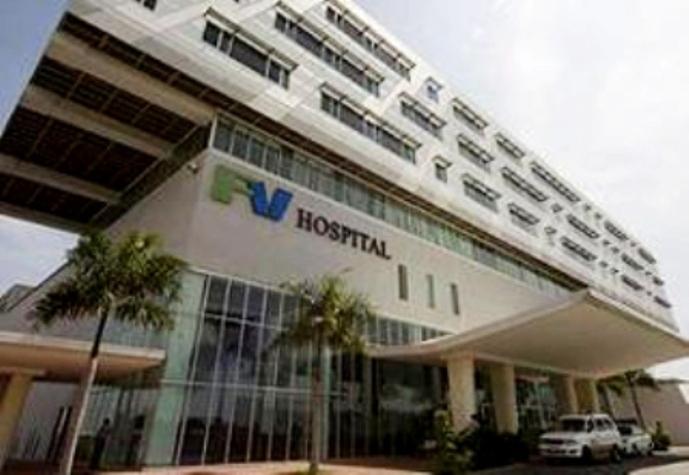 Hình ảnh bệnh viện FV