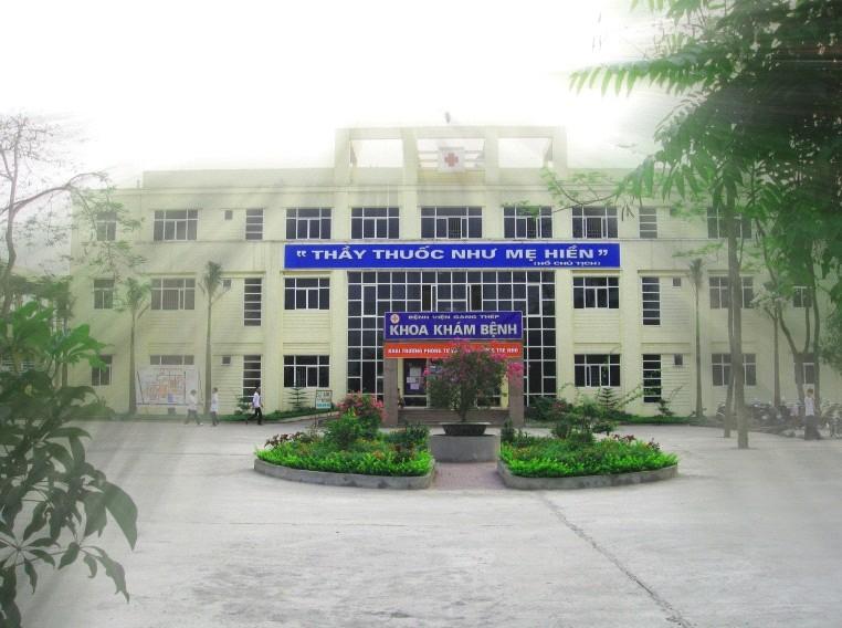 Bệnh viện gang Thép Thái Nguyên