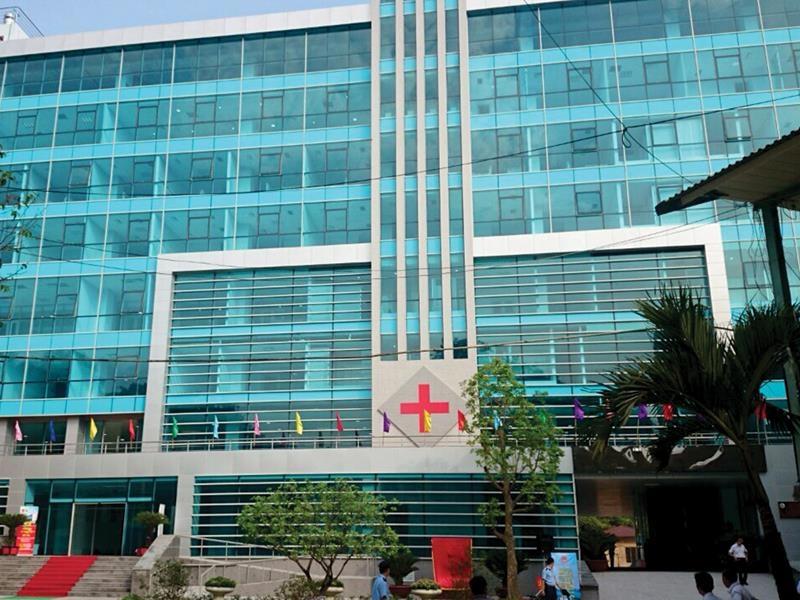 Bệnh viện giao thông vận tải Trung Ương