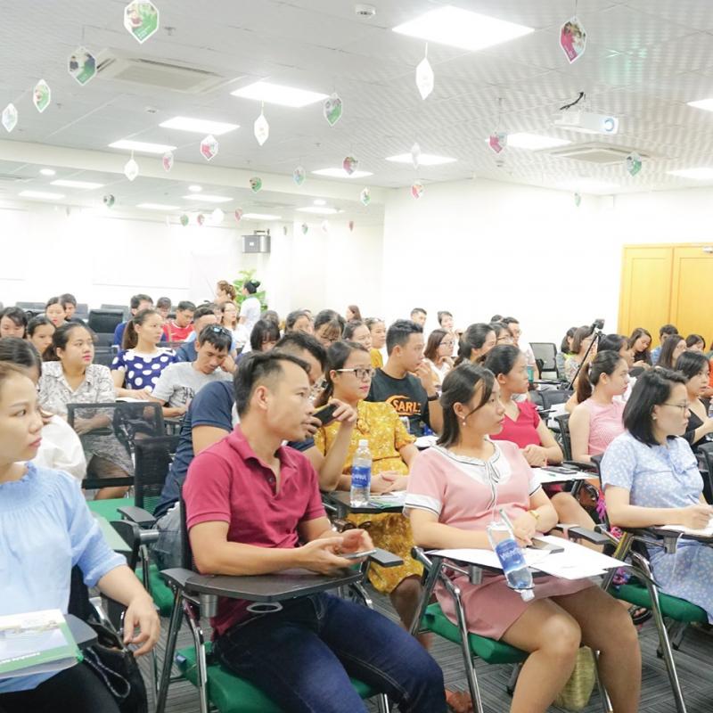 Lớp tiền sản tại Bệnh viện Hoàn Mỹ Đà Nẵng
