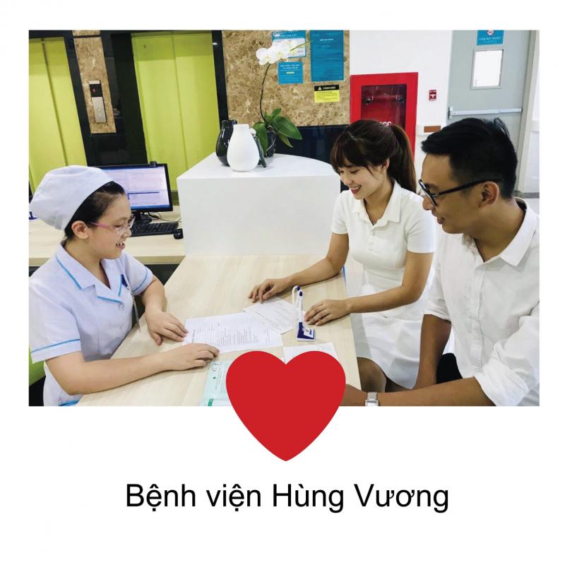 Khám tiền hôn nhân ở Bệnh Viện Hùng Vương